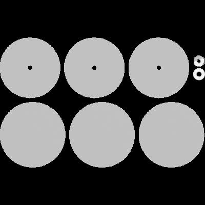 Set de Tamis Fins