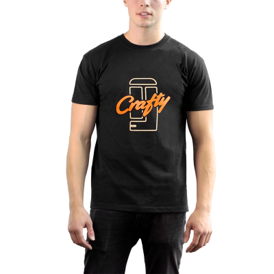 T-Shirt CRAFTY Icon Men