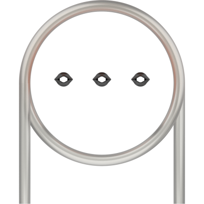 Juego de Tubos flexibles 3x1m