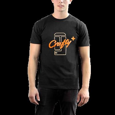 T-Shirt CRAFTY+ Icon Men